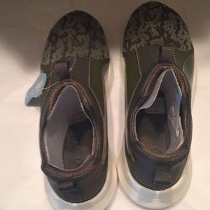 e88147759f20ce Puma Shoes - PUMA Rebel Mid Wns VR Olive Night